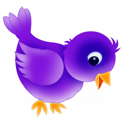 Bluebird clipart cute bird
