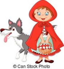 Red Riding Hood clipart lil
