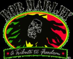 Reggae clipart bob marley