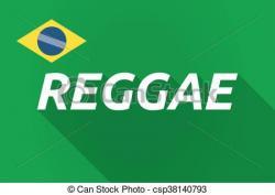 Reggae clipart brazil