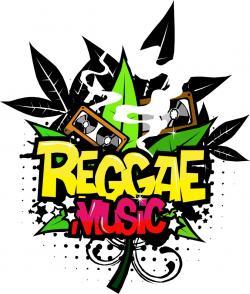 Reggae clipart logo
