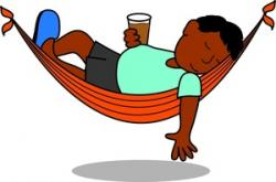 Chill clipart relaxation