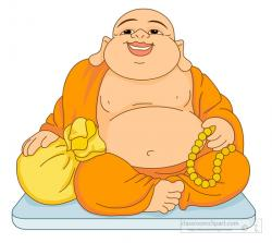 Buddha clipart laughing buddha