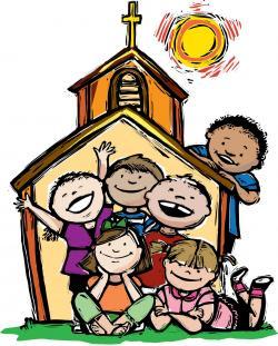 Chapel clipart child church