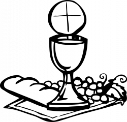 Wafer clipart black and white