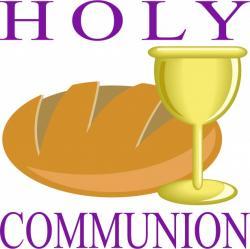 Religious clipart communion