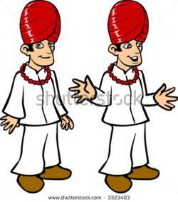 Religion clipart hindu man