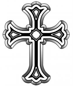 Christ clipart holy cross