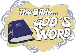 Scripture clipart god's word
