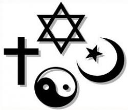 Religion clipart main religion