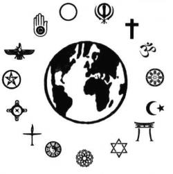 Religion clipart multi faith