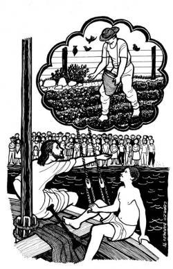 Religion clipart parable