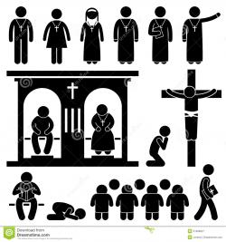 Religion clipart pictogram