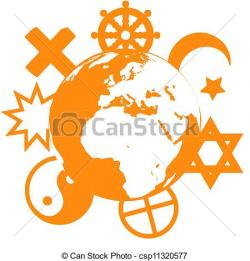 Religion clipart religious symbol