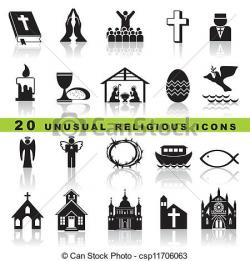 Religion clipart unusual