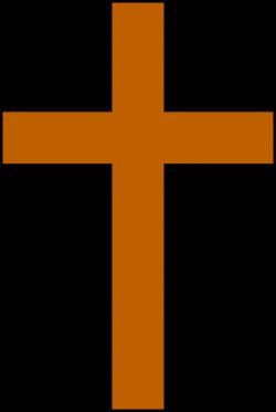 Religion clipart wooden cross