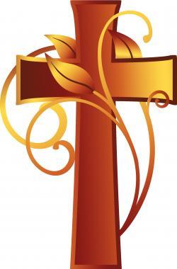 Deadth clipart simple cross