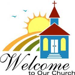 Religious clipart church member