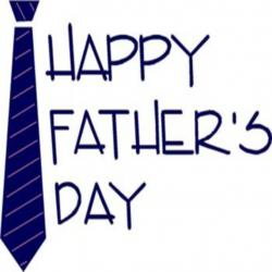 Celebration clipart father's day