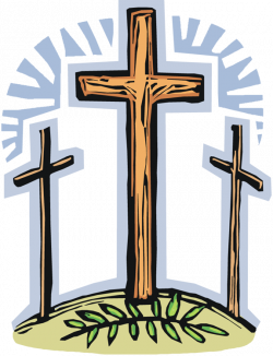 Dying clipart good friday service