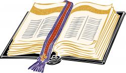 Scripture clipart old book