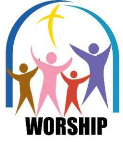 Christ clipart family worship