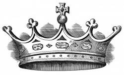 Rennaisance clipart crown