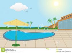 Leisure clipart resort