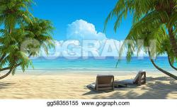 Resort clipart beach sand