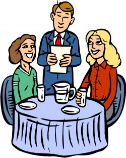 Hotel clipart diner