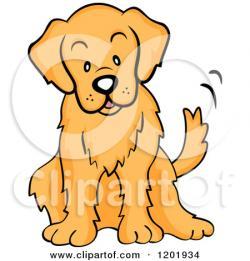 Labrador Retriever clipart golden retriever
