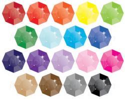 Gems clipart rhinestone