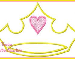 Crown clipart sleeping beauty