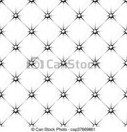 Rhomb clipart black and white