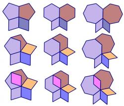 Rhomb clipart polygon