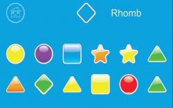 Rhomb clipart preschooler