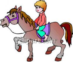 Horse Riding clipart pony ride