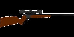 Weapon clipart hunting gun