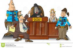 Surveillance clipart witness