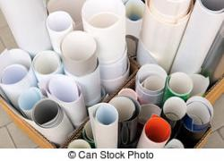 Right clipart paper roll
