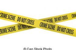 Rime clipart crime scene