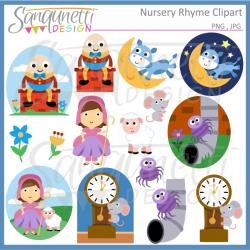 Muffin clipart nursery rhyme character