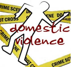 Rime clipart domestic violence