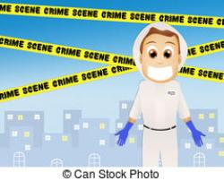 Rime clipart forensic science