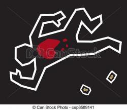 Rime clipart homicide