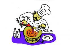 Market clipart economic system