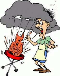 Hell clipart bbq