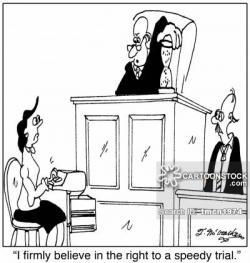 Rime clipart speedy trial