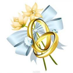 Ring clipart 25th wedding anniversary