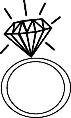 Ring clipart bachelorette